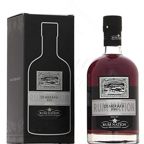 Rum Nation Demerara Solera No. 14 (1 x 0.7 l)
