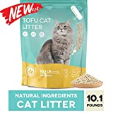 Best Flushable Cat Litters - Tofu Cat Litter Natural Cat Litter Clumping Cat Review