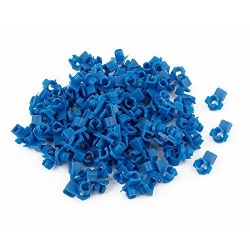 DealMux Coche Azul de 6 mm D Agujero Fender Cerradura de Puerta...
