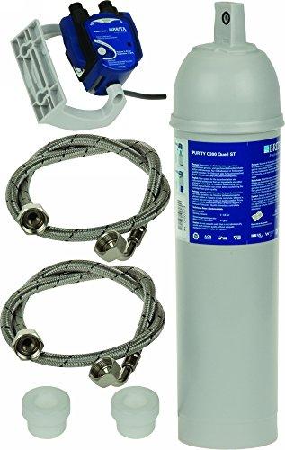 Kit de filtros de Brita 407052Purity C300, C/W, 30{36b50cd1ee1146fe602f2853ac11e0880d8f06698fb676d929598deb6a6524bb} de derivación, profesional agua (Pack de 3)