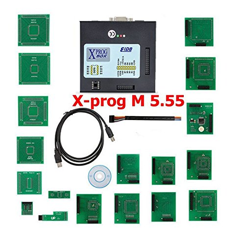 TOOGOO XPROG M V5.55 ECU Chip-Tuning-Programmierer X-Prog M 5.55