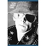 Lou Reed - Poster Live