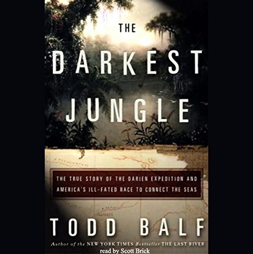The Darkest Jungle cover art