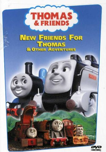 Thomas The Tank Engine And Friends - New Friends For Thomas