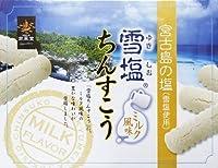 雪塩ちんすこう ミルク風味 (ミニ) 12個入 ×20箱 南風堂