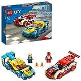LEGO 60256 City Coches de Carreras Nitro Wheels Juguete de acción para Construir