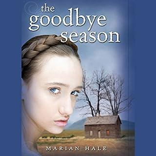 The Goodbye Season audiobook cover art