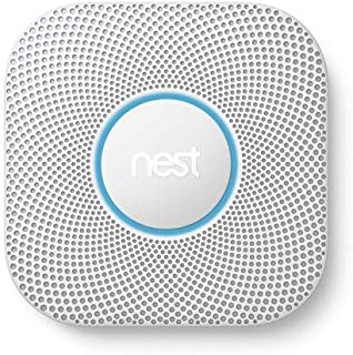 Nest Protect Wired Smoke and Carbon Monoxide Alarm