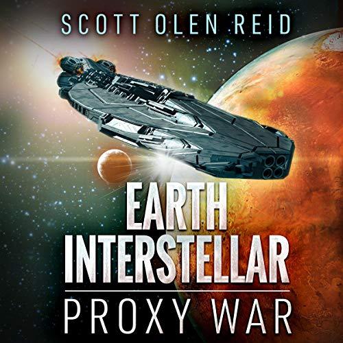Earth Interstellar Audiobook By Scott Olen Reid cover art
