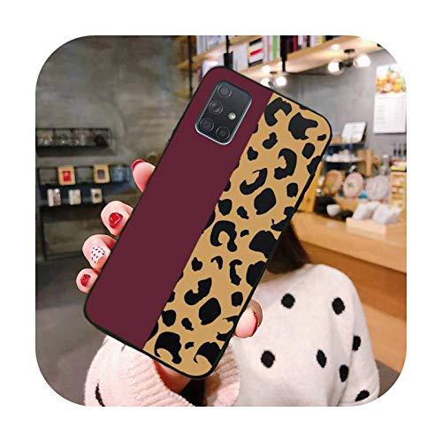 Phonecase - Carcasa para Samsung Galaxy A21S A01 A11 A31 A81 A10 A20E A30 A40 A50 A70 A80 A71 A51-A4-para Galaxy A50