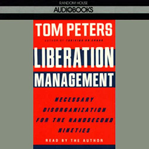 Liberation Management audiobook cover art
