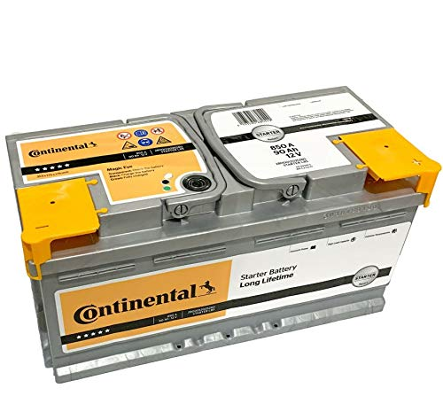 Autobatterie Continental - 12V 85Ah 760A