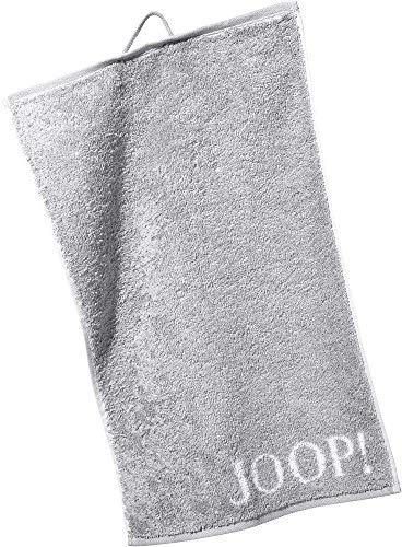 Joop! Handtücher Classic Doubleface 1600 Silber - 76 Gästetuch 30x50 cm