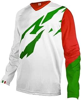 Uglyfrog Men's Cycling Jersey, Winter Fleece Men Long Sleeve Mountain Bike Downhill Jersey Shirts Long Sleeve Road Bicycle Clothing MTB Tops Outdoor Sports Wear HUS19SJFZR13
