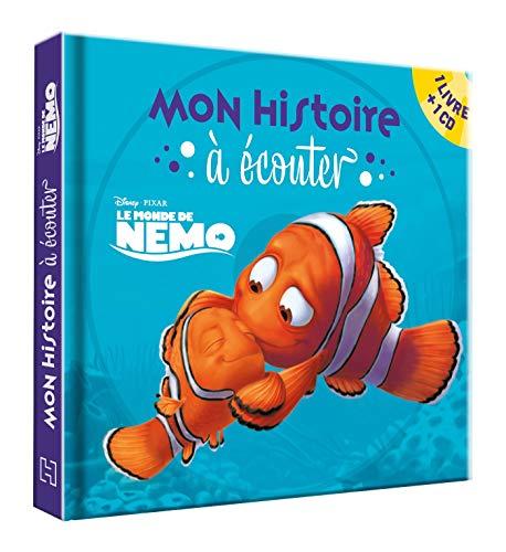 NEMO - Mon histoire à écouter - L'histoire du film - Livre CD - Disney Pixar