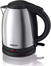 Philips HD9306/03 Daily Collection Kettle, 1.5 L, 1800W - Stainless Steel