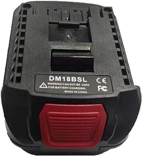 DM18BSL Battery Converter Adapter for Dewalt 20V DCB200 for Milwakee 18V M18 Li-ion Battery Convert to for Bosch 18V BAT61...