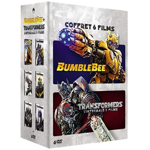 Transformers-L'intégrale 5 Films + Bumblebee