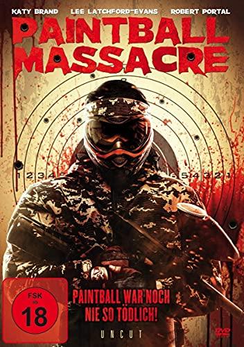 Paintball Massacre - Paintball war noch nie so tödlich (uncut)