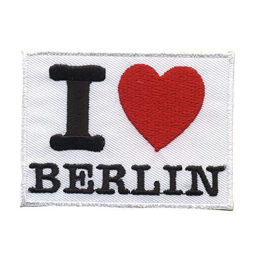 Freak Scene parche - I love Berlin