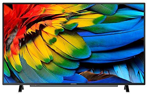 Grundig 49 VLX 6000 BP 123 cm (49 Zoll) Fernseher (Ultra HD, HDR, HD Triple Tuner, Smart TV, DTS PremiumSound, USB Recording)