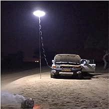 ErYao LED Camping Lantern - Telescopic COB Rod Camp Lamp LED Desert Prairie Camp Light, for Hiking Patio BBQ Grill, Waterproof Tent Lamp, Fishing Lights, Beach Travel Light