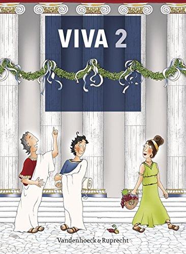 VIVA 2: Lehrgang für Latein ab Klasse 5 oder 6