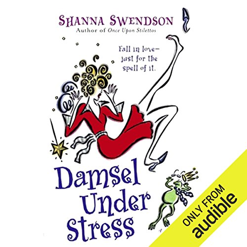 Damsel Under Stress     A Novel              By:                                                                                                                                 Shanna Swendson                               Narrated by:                                                                                                                                 Eva Wilhelm                      Length: 10 hrs and 42 mins     979 ratings     Overall 4.4