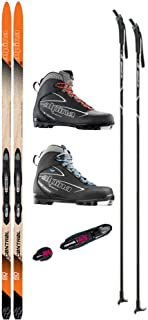 alpina cross country ski sizing