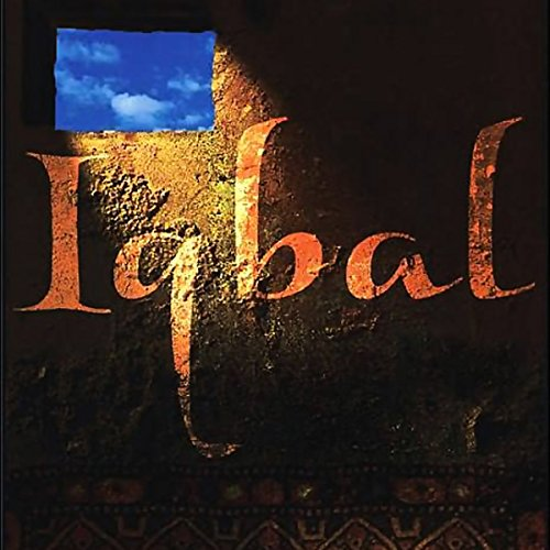 Iqbal audiobook cover art