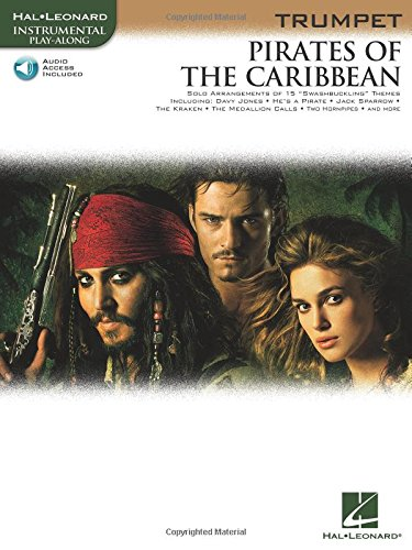 Price comparison product image Pirates of the Caribbean: for Trumpet (Hal Leonard Instrumental Play-Along)