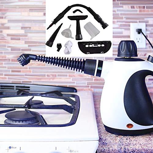 Farzeo 1000W Limpiador De Vapor, Multi-Función De Pistola