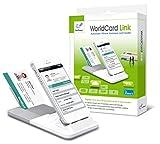 PenPower LA-WCARD-EN - Scanner per biglietti da visita, colore: Bianco