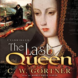 The Last Queen audiobook cover art