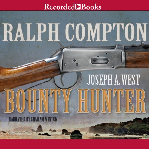 Bounty Hunter audiobook cover art