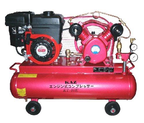 和コーポレーション エンジン式コンプレッサー 40L KT-40E
