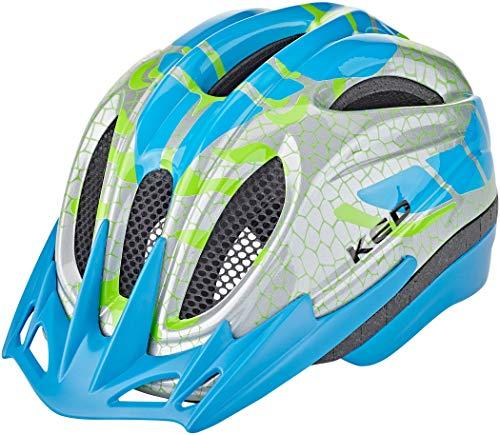 KED Meggy K-Star Helm Kinder Light Blue Kopfumfang M | 52-58cm 2020 Fahrradhelm