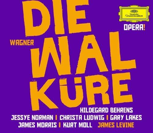 Hildegard Behrens, Jessye Norman, Gary Lakes, Kurt Moll, Metropolitan Opera Orchestra & James Levine