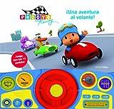 Pocoyó. ¡Una aventura al volante!: Libro coche (Pocoyo)
