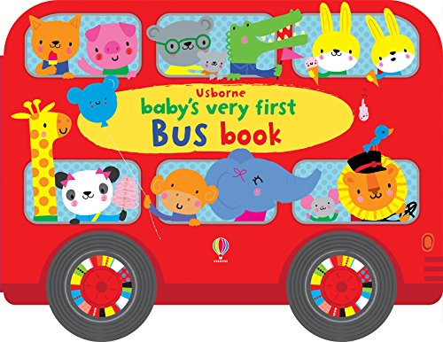 Baby's Very First Bus Book (Baby's Very First Books) [Board book]