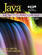 Java How to Program (early objects) plus MyProgrammingLab with Pearson eText -- Access Card (9th Edition)