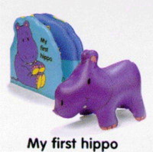 My First Hippo (Bath Books)