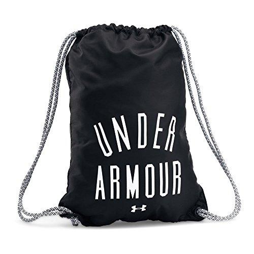 Under Armour Unisex Girls Great Escape Sackpack Black Handbag
