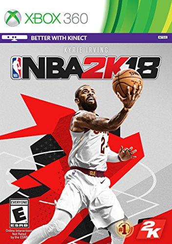 NBA 2K18 – Xbox 360