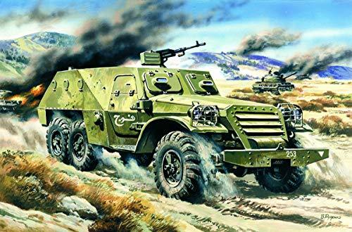 Panzerkampfwagen BTR-90 Russland Blister Fertigmodell 1:72 Altaya Modell