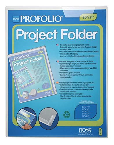 ProFolio by Itoya, Project Folder - 11 x 17 Inches