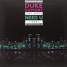 Need U ' Ep by DUKE DUMONT