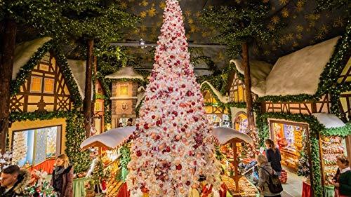 Bebeehome 1000 Stück Holzpuzzle Puzzle Für Erwachsene Puzzle Spiel Familie Essential Puzzle Spielzeug Schönste Künstler Dekorieren Geschenke Größter Weihnachtsbaum
