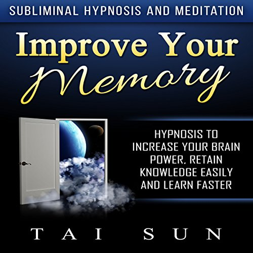 Improve Your Memory audiobook cover art