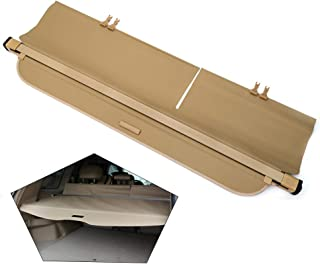 $74 » Sponsored Ad - Trunk Cargo Cover Security Trunk Shade Shield for 2010-2015 Lexus RX RX350 RX450H (Beige)